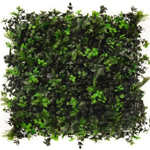 Artificial Multi Leaf Ivy Bush Hedge Tile