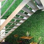 green walls schools