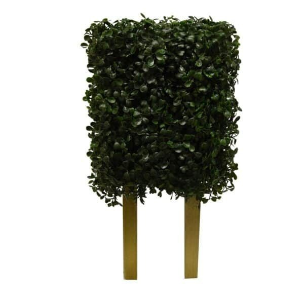 artficial hedge with legs