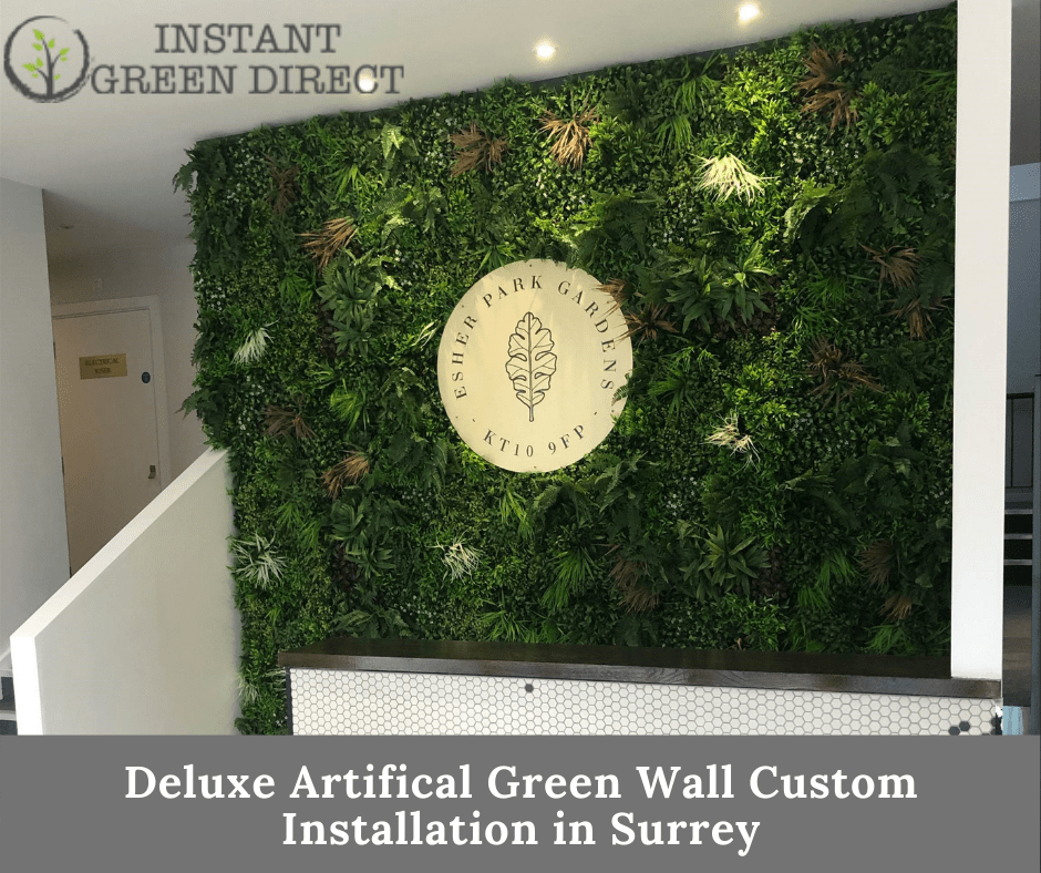 Deluxe Artifical Green Wall
